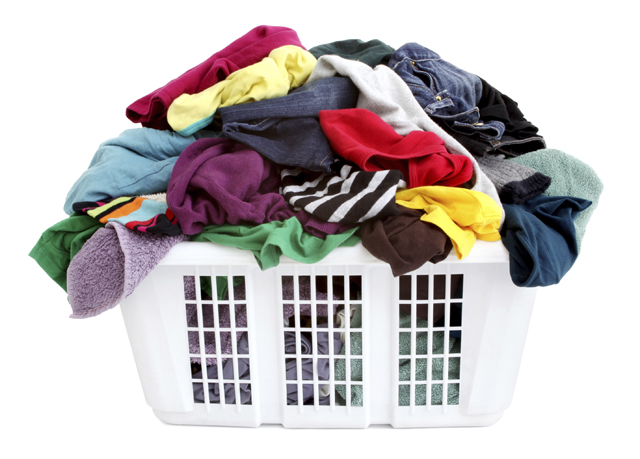 Washing clothes to help manage allergies