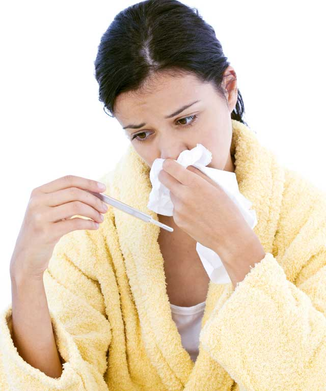 Allergy or cold symptoms