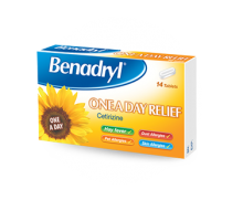 BENADRYL® One a Day Relief