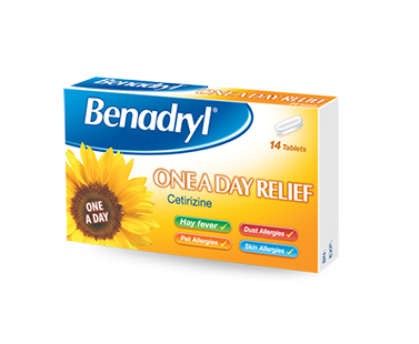 BENADRYL® One a Day 1
