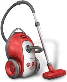 Vacuum cleaner to manage allergies